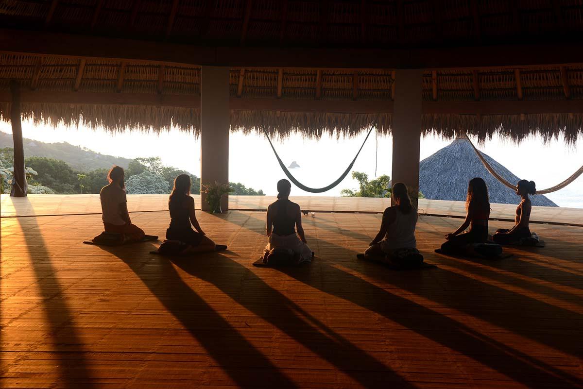 Zazil Retreat in San Agustinillo / Mazunte is one of the best locations for Yoga Retreats in Oaxaca, Mexico