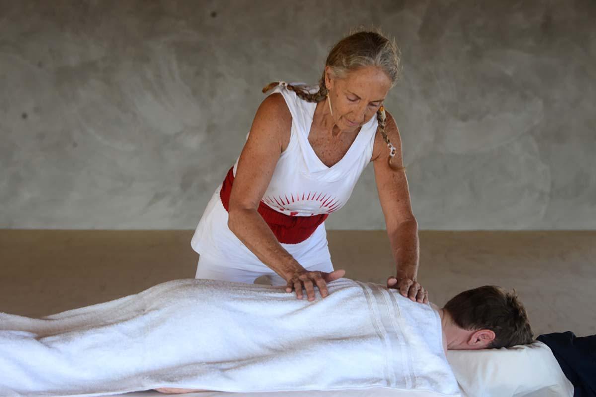 Hotel with massage service in Mazunte / San Agustinillo