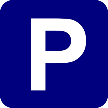 Free car parking for all our guests.