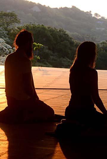 Meditación y Yoga en San Agustinillo